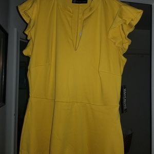 Fit n flare cotton dress